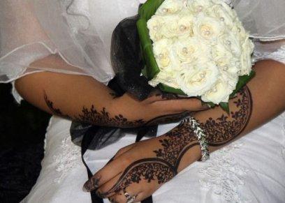 عروس سودانية