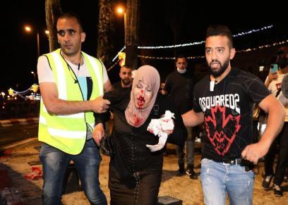 العنف ضد الفلسطينيات