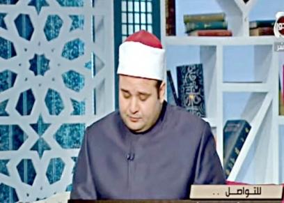 الشيخ حازم بلال، أحد علماء الأزهر الشريف