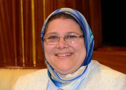 النائبة شيرين فراج