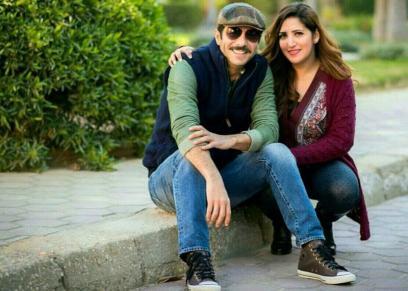 زوجة إياد نصار: أكتر حاجة بحبها فيه إن هو كوميدي جدا شخص مسلي جدا في البيت