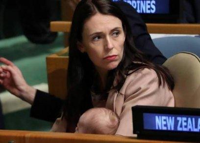 جاكيندا أردرن رئيسة وزراء نيوزلندا