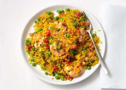 جمبري وأرز