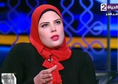 المحامية دينا خليل، عضو جروب «أمهات مصر المعيلات»