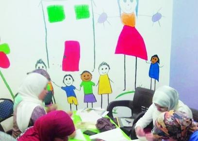 مصنع لتفصيل ملابس الأطفال