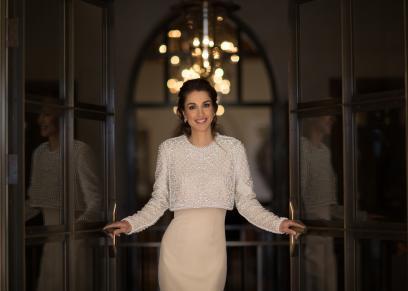 ملكة رانيا