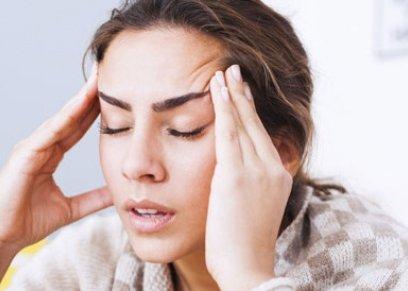 علاج صداع وآلم الرأس