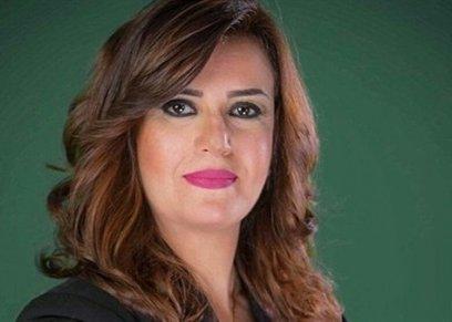الإعلامية هبة حسين
