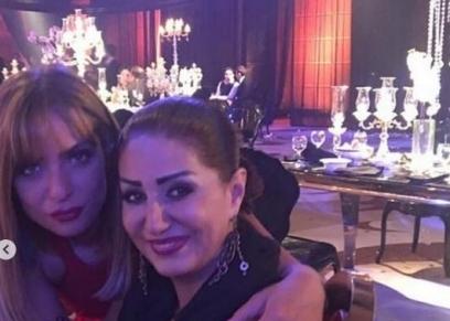 ريم البارودي ووفاء عامر