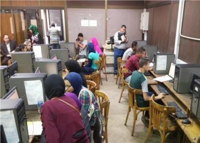 تنسيق واختبارات القدرات لطلاب الثانوية العامة