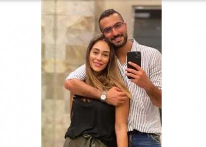 محمد الشرنوبي ورندا رياض