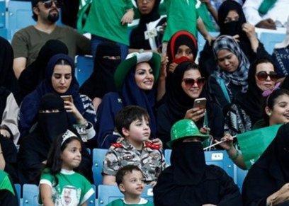 النساء في السعودية