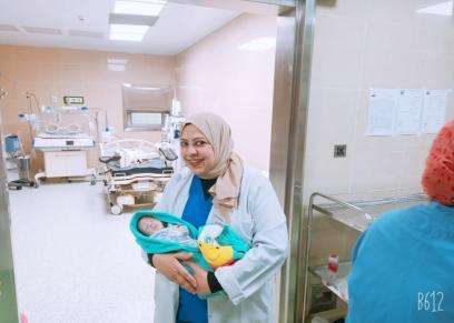 الممرضة رضا
