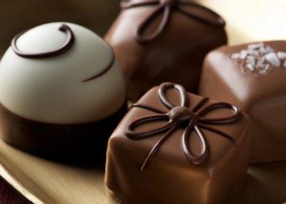 ذير من شوكولاتة سهلة الاشتعال