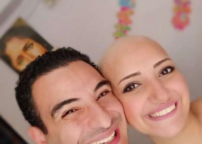 مايكل وزوجته