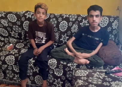محمد ورضا مصابان بضمور العضلات