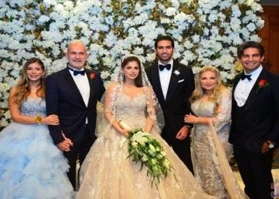 زفاف مريم قورة