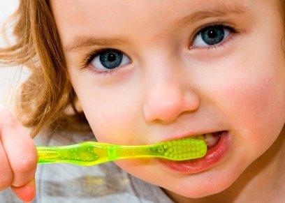 الحفاظ على أسنان الأطفال