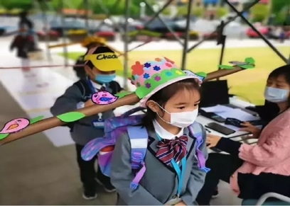 قبعات أطفال الصين
