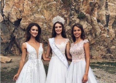 يانا شيتفيريكوفا تفوز بماسبقة ملكة جمال القرم
