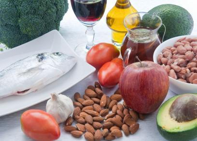 أطعمة خافضة للكولسترول