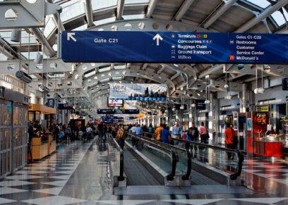 مطار أوهير