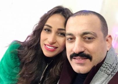دياب وزوجته