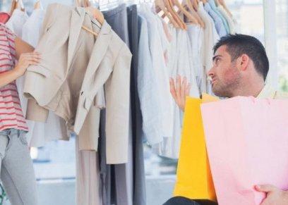 أسباب تجعل الرجل لا يعتمد على المرأة في اختيار ملابسه منها..