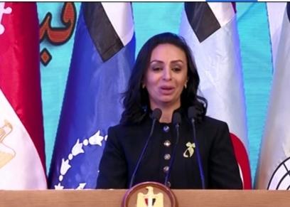 الدكتورة مايا مرسى، رئيس المجلس القومى للمراة
