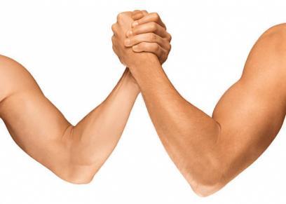 تحطم ذراع فتاة بسبب مشاركتها في مسابقة