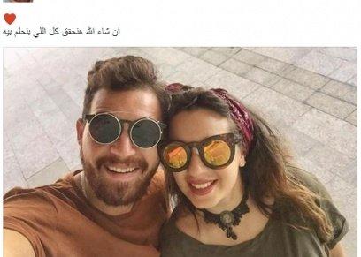 أسما منير ومحمود حجازي
