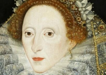 الملكة إليزابيث الأولي