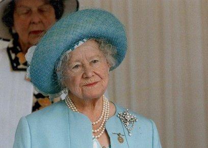 الملكة اليزابيث الأم