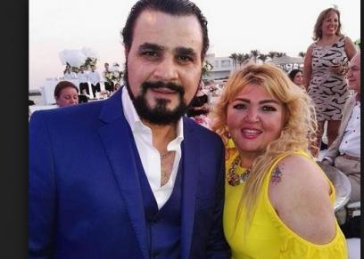 مها أحمد تحتفل بعيد الحب مع زوجها..