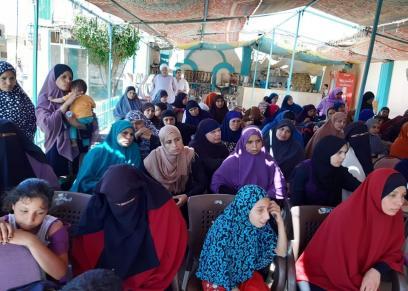 القومي للمرأة يقيم حملات توعوية لدعم المرأة