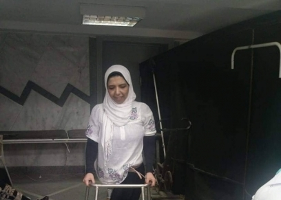 سارة عبد الهادي مريضة السرطان