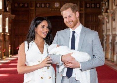 مليون ونصف دولار تكلفة ولادة ابن الأمير هاري وميجان ماركل