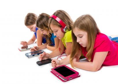 تصفح الأطفال للإنترنت