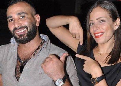 ريم البارودي أحمد سعد