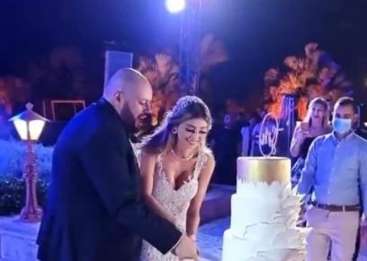 زفاف ميار الغيطي