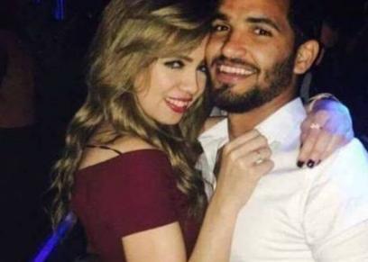 صالح جمعة وزوجته