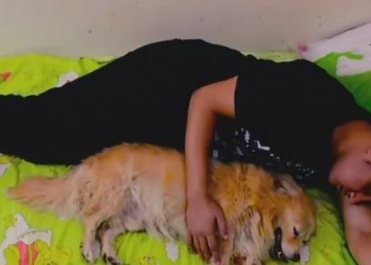من فيديو (شوفلك كلبة)