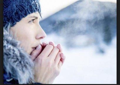 الطقس البارد