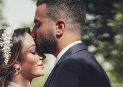 الشرنوبي وزوجته