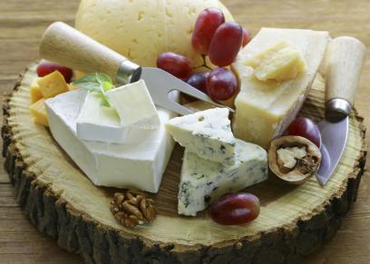 أفضل أنواع الجبن المفيدة للصحة