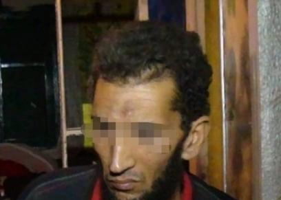 المتهم بقتل والدته فى كفر الشيخ
