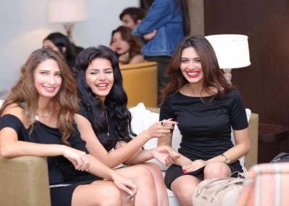 المتأهلات لمسابقة ملكة جمال مصر 2017