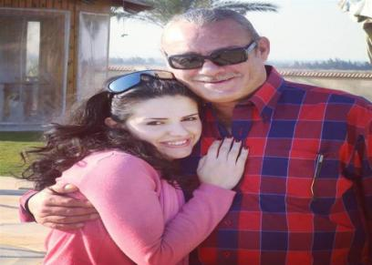 دنيا عبدالعزيز وفاروق الفيشاوي
