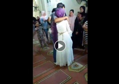 جزء من مقطع الفيديو حفل زفاف