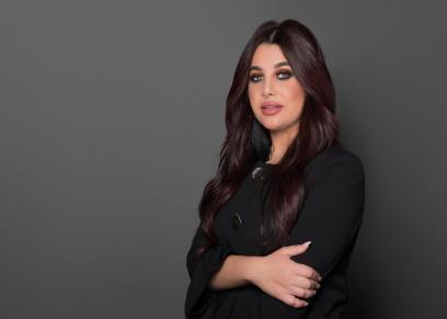 خبيرة التجميل هبة مجدي عبدالله